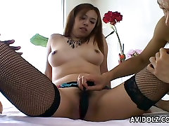 Busty Japanese wench Jun Rukawa gets fingered intensively in an mature anal playing citrusdeep throat and38 gorgeous sex sex video