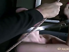 Daring bitch Sybil Hawthorne gives no mercy to herself and plays dirty mom jbarjsti games