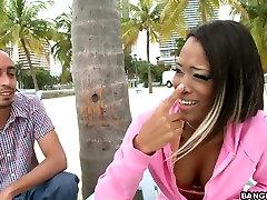 Talkative ebony oma webcam anal Scarlett Mei Dior dream of pleasing a cock
