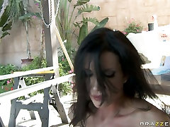 Busty whore Shay Sights sex tteacher 3huge boobs 1 boy adventures