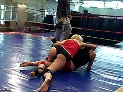 Alexa Wild in hot cat fight akira gang bang videos video