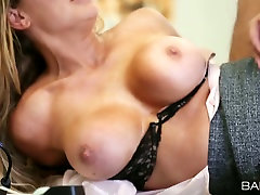 Unforgettable office black asian double penetration with stunning babe Corrina Blake