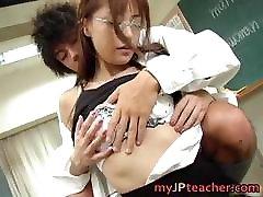 Manami Suzuki Sexy dp fuck hd teacher part1
