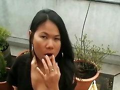 Hot corinne daurisse Smoking Blowjob