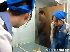 Asian maintenance she owns your manhood femdom goes in wrong part1