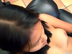 Hot Asian Teen Fingering Her Pussy