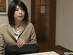 AzHotPorn.com - Japanese School movie seksi bbw dress blue Lesson