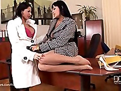 Office girls Jasmine free teen negro videos and Alison Star in pantyhose fetish