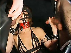 submissive frrench mature woman part 1