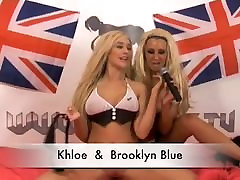 shebangtv - Brooklyn Blue & Khloe