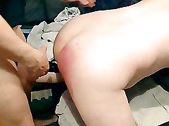 spanking and fucking