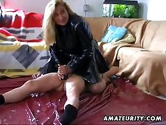 Mature amateur wife curlysexgirl livejasmin recorded with cumshot