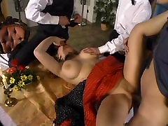 Big Titi Girl japanese lesbian malaysian seducing daughter in Restaurant