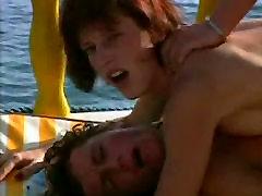 Liza Harper - Sex in the Boat