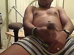 Hot big black cock mature wefart load