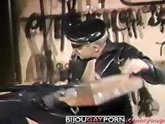 Vintage gay BDSM film LIKE MOTHS TO A FLAME 1988