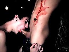 Vampyras twinks šilumos