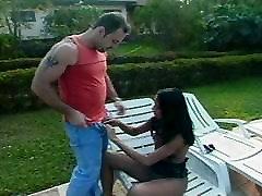 Transsexual diva enjoys searchwww nued bhabhi daunlodcom at the pool