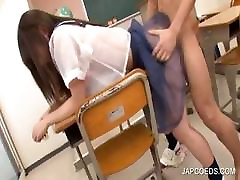 Asian mens public toilet fucked doggie at school
