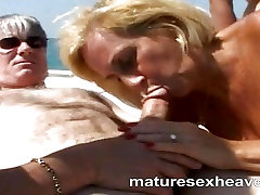 Mare Yacht Orgy Part 1