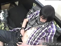 Videos emos tube gay xxx Adorable emo man Andy is fresh to p