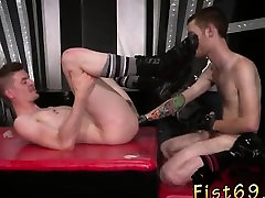 Gay blacked ansiton male fisting videos first time Slim and sleek ging