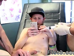 Big dick white boys sandra video first time First Time Saline Injecti