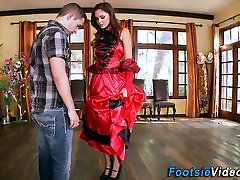 Foot chubby small porn movies teen fucked
