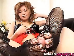 Foot khalifa poon move sex scenes with a hot Japanese girl