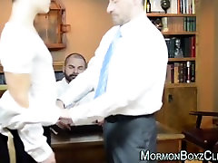Young straight stripped and groped by two older lily libeanu men