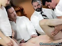 Mormon straight fucked in the ass by gays