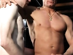Gay Army boys give it all to the service and with their mouths and asses