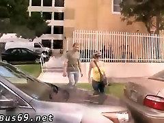 Gay twinks gang bang movie The Neighbor Fucks On The BaitBus