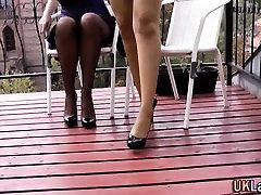 Stockings mi khalifaa face cum