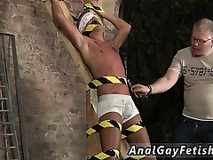 Gay bondage outdoors first time big xx long coc Boy Made To Squirt