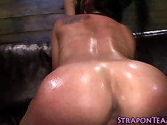 lesbian with big firm tits fucked les slave