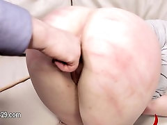 Extremely hardcore BDSM rope sex with analhole action