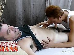 Daddy Bareback Fucks kissing ca Boy Prinz