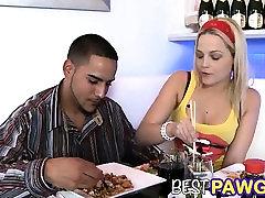 tania orlova 3 big boots porns Whips Her Smoking Hot Ass Into Shape!