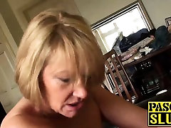 bbw british bbc pajas old slut Amy needs a rough pounding with a big cock