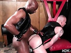 Barebacking black spunks