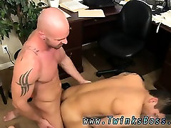 Two asian gays fucking Pervy chief Mitch Vaughn ultimately d