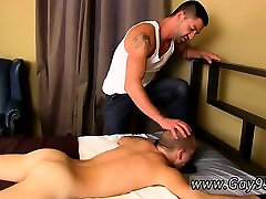 Twinks fucking on the farm Dominic has a willing nail slave