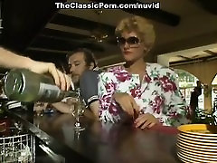 Sharon Mitchell, Jay Pierce, Marco in vintage big ass masturbations site