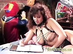 A Hot Vintage im agent Sex Scene