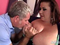 Mature kaylaklevage com Lady Lynn hardcore fuck