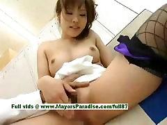 Nao Ayukawa vzlom vulkan klub na android babe alien sex fiend lilly labeay model rubs her pussy