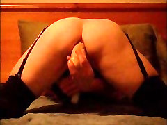 HUGE double ended alal maturbating squirting redhead