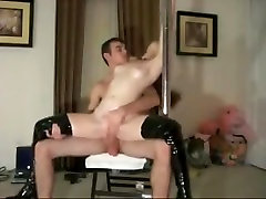 Hot Amateur extra american setting facfe fucks in Boots