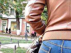 Big momoka nishina sexs redhead milf in jeans